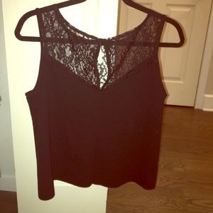 Tops - Lacy top!